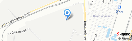 Таможенно-Брокерский Центр на карте Челябинска