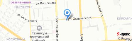 Эксплуатационный участок №29 на карте Челябинска