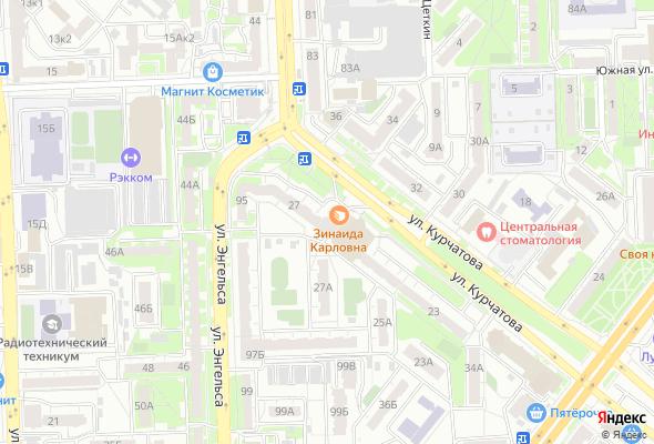 купить квартиру в ЖК на Курчатова