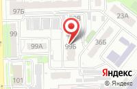 Схема проезда до компании Святого Георгия в Челябинске