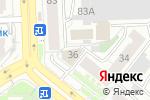 Схема проезда до компании ВэлаДент в Челябинске