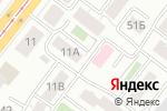 Схема проезда до компании Агробурводстрой в Челябинске