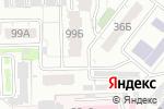 Схема проезда до компании Стоматологическая клиника Святого Георгия в Челябинске