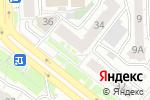 Схема проезда до компании Истоки в Челябинске