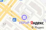 Схема проезда до компании Logo.ru в Челябинске