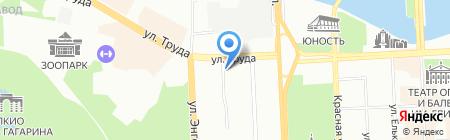 Гармония на карте Челябинска