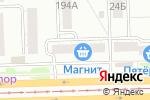Схема проезда до компании Главразбор в Челябинске