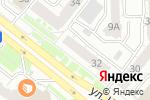 Схема проезда до компании Сфера в Челябинске