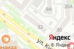 Схема проезда до компании Ярмарка чудес в Челябинске