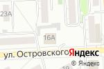 Схема проезда до компании Уральская правозащитная группа в Челябинске
