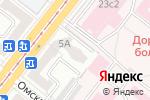 Схема проезда до компании Люкс в Челябинске