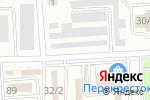 Схема проезда до компании ГАЛСО в Челябинске