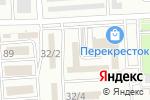 Схема проезда до компании Евровагонка в Челябинске