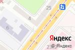 Схема проезда до компании Уралгазкомплект в Челябинске