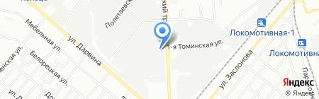 КОМПАНИЯ СПЕЦСТАЛЬ на карте Челябинска
