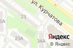 Схема проезда до компании Институт Гештальт-Терапии и Консультирования, ЧУ ДПО в Челябинске