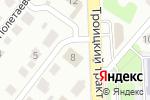 Схема проезда до компании Мир запчастей в Челябинске