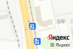 Схема проезда до компании Краски Фэст Про в Челябинске