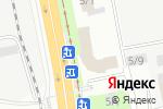 Схема проезда до компании Савэкс в Челябинске