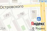 Схема проезда до компании First Catering в Челябинске