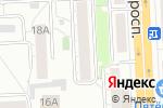 Схема проезда до компании Авиценна в Челябинске