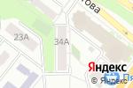 Схема проезда до компании Капитал в Челябинске