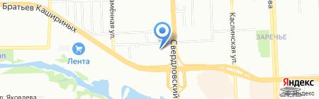 Товары для сварщика на карте Челябинска