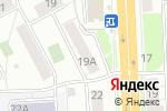 Схема проезда до компании SUNSHINE в Челябинске