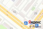 Схема проезда до компании Яблочко в Челябинске
