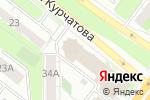 Схема проезда до компании Премиум Клининг в Челябинске