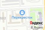 Схема проезда до компании Торгово-строительная компания в Челябинске