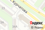 Схема проезда до компании Деливэри+ в Челябинске