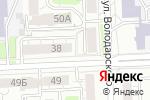 Схема проезда до компании DIY в Челябинске