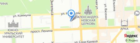СтройКомплекс ВЕК на карте Челябинска