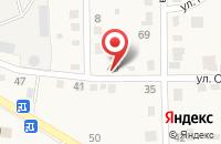 Схема проезда до компании АГЗС КУРС-ГАЗ в Коркино