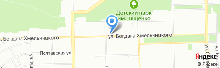 Оптик-Центр на карте Челябинска