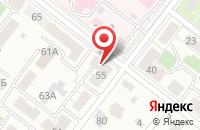 Схема проезда до компании Осма в Челябинске