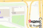 Схема проезда до компании Региональное отделение ДОСААФ России Челябинской области в Челябинске