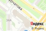 Схема проезда до компании Центр волонтерских объединений Челябинской области в Челябинске
