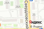 Схема проезда до компании Бабушка приехала в Челябинске
