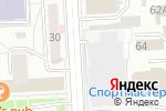 Схема проезда до компании Биллборды от Элефант в Челябинске