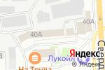Схема проезда до компании Техническая экспертиза и оценка в Челябинске