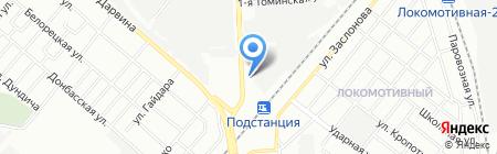 Экология Уюта на карте Челябинска