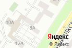 Схема проезда до компании Семейный Клуб Друзей Микки Мауса в Челябинске