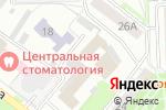 Схема проезда до компании ЦЕНТР ЗАЩИТЫ АВТОМОБИЛЯ в Челябинске