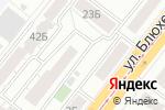 Схема проезда до компании Дева в Челябинске