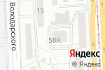 Схема проезда до компании Адвокат Мишарина О.В. в Челябинске