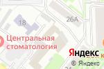 Схема проезда до компании Челябинский Завод Абразивных Материалов в Челябинске