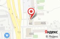 Схема проезда до компании Союзметаллпром-Агро в Челябинске