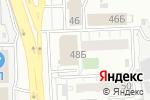 Схема проезда до компании УралПромСнаб в Челябинске